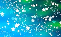 Star background Stock Photos