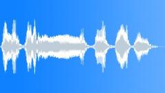 Cartoon joy male shout Sound Effect