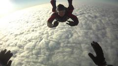 Freefall Stock Footage