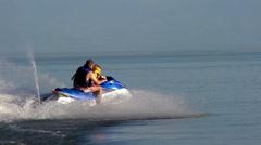 Water Activities HD Stock Footage