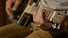 musician - stock footage