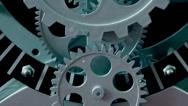 Stock Video Footage of Clock Gears