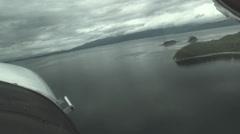 Alaskan bush pilot Stock Footage