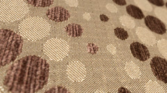 Background of textile texture Stock Footage