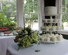 Wedding Refreshments Stock Photos