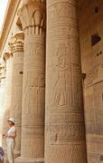 Philae temple, egypt Stock Photos