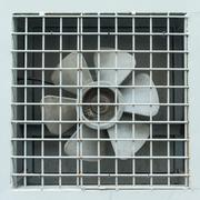 Stock Photo of extractor fan