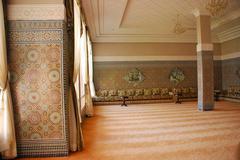 Inside traditional  arab house, morocco Stock Photos