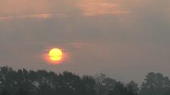 Georgia Sunrise #1 Stock Footage