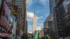 Empire State Building - stock photo