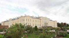 Rundale palace Stock Footage