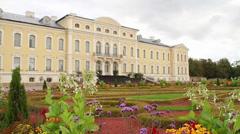 Palace. Stock Footage
