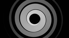 hypno luminance swirl - stock footage