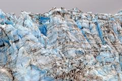 Ice blocks in alaska Stock Photos