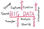 Stock Photo of big data concept