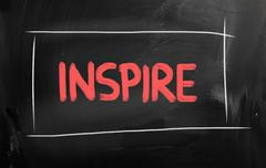 Stock Illustration of inspiration concept