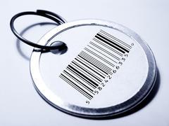 price tag - stock photo
