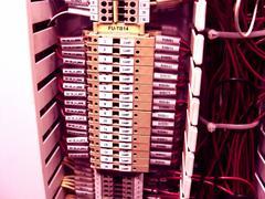 programable logic controler - stock photo