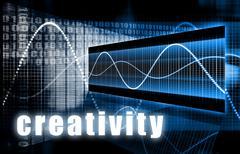 Creativity Stock Illustration
