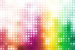 Colorful party disco trendy abstract background Stock Illustration