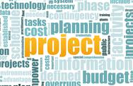 Stock Illustration of project planning