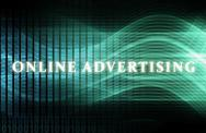 Stock Illustration of online advertising
