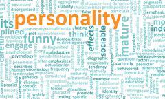 personality - stock illustration
