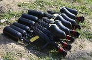 Stock Photo of paintball gun - leisure