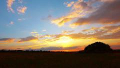 Sunset Stock Footage