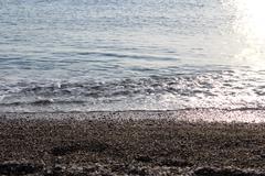 Mediterranean Sea - stock photo