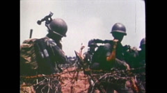 US-Proceeding Vietnam 02 Stock Footage