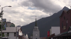 Small town America, Sitka Stock Footage