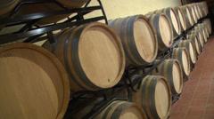 Barrels Stock Footage