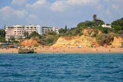 Stock Photo of beach alem?es