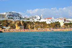 Stock Photo of beach peneco