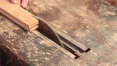 Electrical Saw Stock Footage