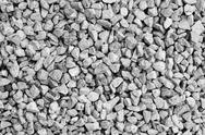 Stock Photo of crushed stone background