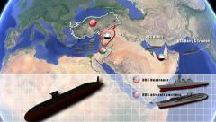 NATO Options Against Syria-001 Stock Footage