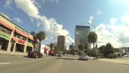 Stock Video Footage of Downtown Orlando business district