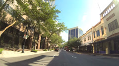 Downtown Orlando Stock Footage