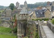 Stock Photo of fougeres