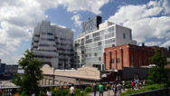 Stock Video Footage of New York from High Line
