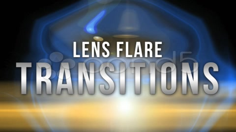 After Effects Project - Pond5 lens flare transitions pack 29339293