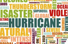 hurricane - stock illustration