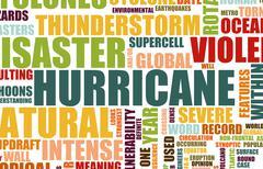 Hurricane Stock Illustration