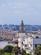 Rabat cityscape, morocco Stock Photos