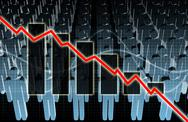 Stock Illustration of rising unemployment