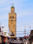 rabat cityscape, morocco - stock photo