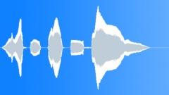 Cartoon amazed shout - sound effect