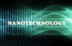 Nanotechnology Stock Illustration